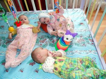 Фото детей в доме малютка в
